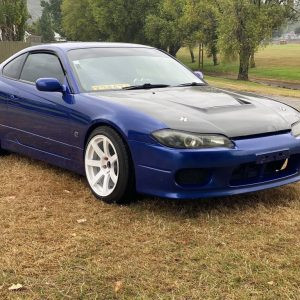 2002 Nissan 200SX NZ NEW