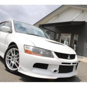 2007 Mitsubishi Lancer Evolution IX MR